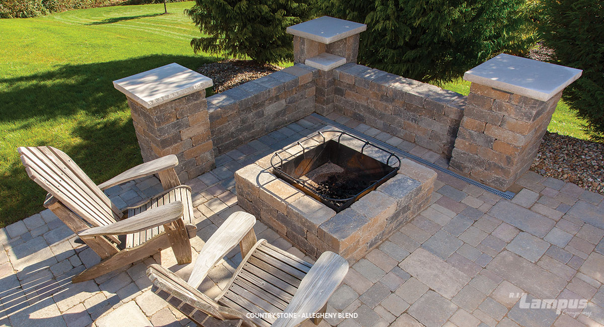 Fire Pits Amp Fireplaces Cranberry Wexford Pittsburgh
