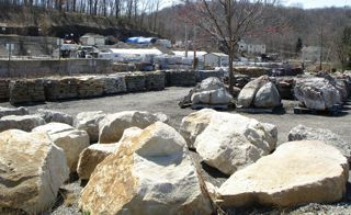 Natural Stone and Gravel