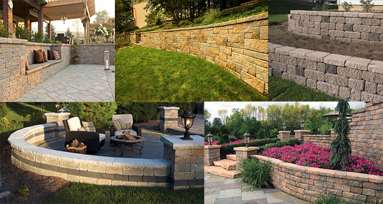 Retaining Walls in Pittsburgh