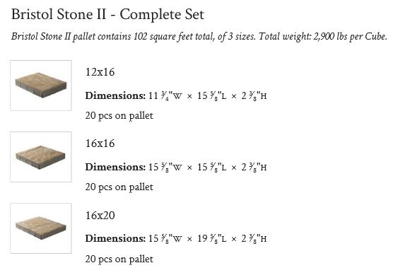 EP Henry - Bristol Stone™ - Draguns Landscape Supply