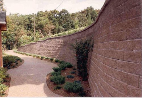 Our Original Most Por Unit The Standard Is Backbone Of Versa Lok Retaining Wall Systems S Solid Construction And Unique Pinning